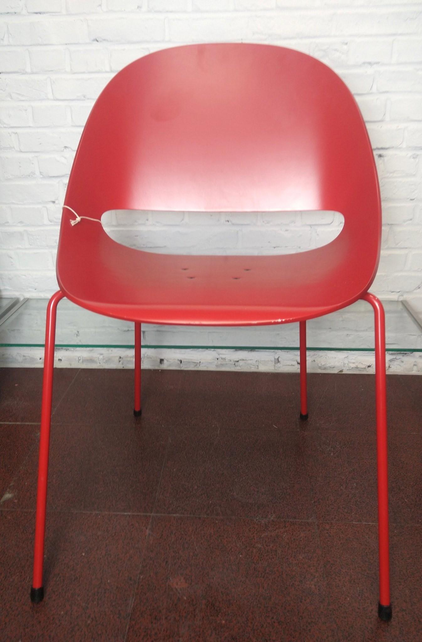 Stoelen Design Tweedehands.58 Vintage Stoel Door Architect Leon Stynen Tweedehands Winkel